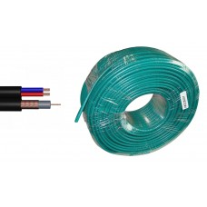CABLE BNC (COAXIAL) RJ59 + CABLE