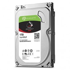HDD IRONWOLF 1To 64Mo SATA 6GB/s