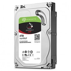HDD IRONWOLF 4TB 64Mo SATA 6GB/s