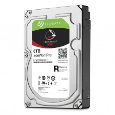 HDD IRONWOLF PRO 6TB 256Mo  6GB/s