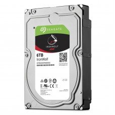 HDD IRONWOLF 6To 256Mo SATA 6GB/s
