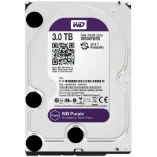 DD 3To 3,5' SATA 6GB/S 64Mo PURPLE