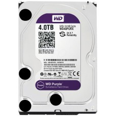DD 4To 3,5' SATA 6GB/S 64Mo PURPLE