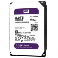 DD 8To 3,5' SATA 6GB/S 128Mo PURPLE